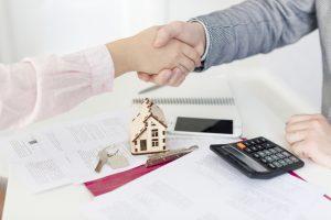 Hipoteca compra sobre plano